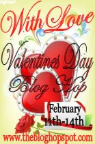 With Love Valentine's Day Blog Hop